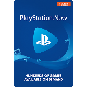 Playstation NOW 1 Month